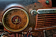 Jane Brack Art - A Little Rusty by Jane Brack