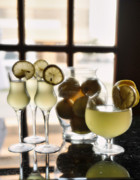Commercial Photography Originals - A little tast of italy lemoncello by Alicia Morales