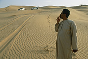 Empty Quarter Photos - A Local Guide Muses That This Area by Stephen Alvarez