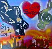 A Love Supreme Print by Tony B Conscious