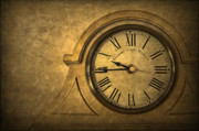 Clock Photos - A Moment in Time by Evelina Kremsdorf