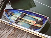 A Neat Boat Print by Hiroko Sakai