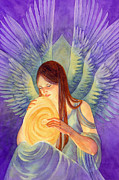 Archangel Prints - A New World Print by Janet Chui