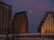 Photography Pastels - A Night in Austin TX by March Mattingly