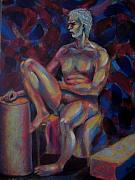 Figurative Work - a Painter Wonders by Charles Peck