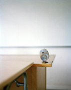 Whiteboard Art - A Pencil-sharpener In A Classroom, Sweden by Johner Images