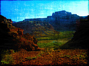 Moab Painting Prints - A Perfect View Print by Adam Vance