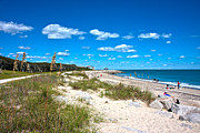 Pleasure Photos - A Piece of Paradise by Betsy A Cutler East Coast Barrier Islands