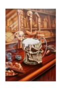 Terry Stephens - A Pint of Skull