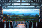 Andrew Wells Acrylic Prints - A Pretty Place Acrylic Print by Andrew Wells