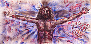 Awesome Paintings - A price Jesus was Willing to Pay  by Thomas Lentz