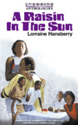 Book Cover Paintings - A Raisin In The Sun by Harold Shull