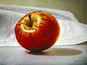 Matthew Martelli - A Red Apple