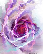 Decorative - A Rose 090812 by David Lane