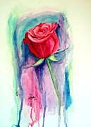 Andrea Realpe - A Rose is a Rose