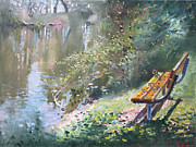Ylli Haruni - A rose on the Bench