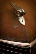 Dictator Photos - A Rusty 1937 Studebaker by David Patterson