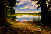 Landscape Photography Posters - A Secret Place Poster by Bob Orsillo