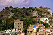 Sicily Photo Prints - A Sicily View Print by Madeline Ellis
