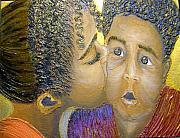 A Sisters Love Print by Keenya  Woods