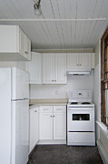 Will Burwell - A Small Galley Kitchen...