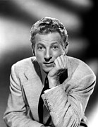 Pondering Photo Prints - A Song Is Born, Danny Kaye, 1948 Print by Everett