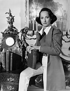 1945 Movies Framed Prints - A Song To Remember, Merle Oberon, 1945 Framed Print by Everett