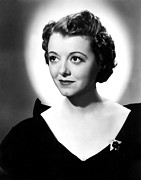 Gaynor Framed Prints - A Star Is Born, Janet Gaynor, 1937 Framed Print by Everett