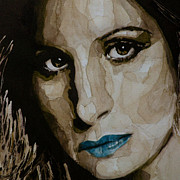 Icon  Paintings - A Star is Born by Paul Lovering