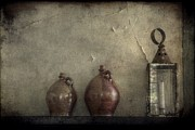 Christine Annas Metal Prints - A Still Life Metal Print by Christine Annas
