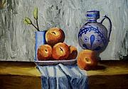 Peaches Originals - A still life by Mats Eriksson