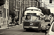 Streetcar Digital Art - A Streetcar Named Desire by Bill Cannon