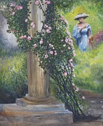 Lizzy Forrester - a stroll in the Rose...