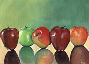 Michelle Sheppard - A Study of Apples