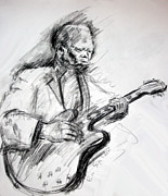 Reza Sepahdari - A study of BB King