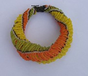Summer Jewelry - A Summery Braclet by Nurit Schlomi von-strauss