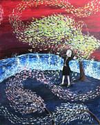 A Symphony Of Life Print by Katchakul Kaewkate