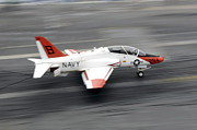 Arrested Art - A T-45c Goshawk Training Aircraft Makes by Stocktrek Images