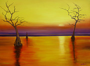 Judy Merrell - A Tale of Two Cypress