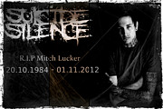 Front Mixed Media - A Tribute to Mitch Lucker by Jessica Grandall