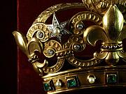 Gold Jewelry - A VERY expensive Crown L by Edan Chapman