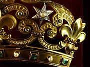 Religious Artifacts - A VERY expensive Crown R by Edan Chapman