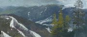 Carpathians Originals - A View from the Mountain Bukovel 2011  by Denis Chernov