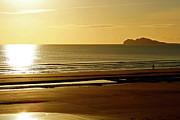 Martina Fagan - A walk along Portmarnock beach