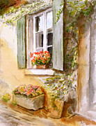 Maria Varga-Hansen - A Window in Hungary