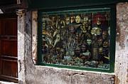 A Window In Venice Print by Kurt Golgart