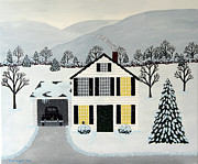 Susan Houghton Debus - A Winter