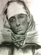 Eminem Pastels - A Young Slim Shady by Giselle Rivas