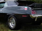 Strobe Art - AAR Cuda - Triple Black by Thomas Schoeller
