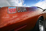 Mopar Metal Prints - AAR Cuda Metal Print by Gordon Dean II